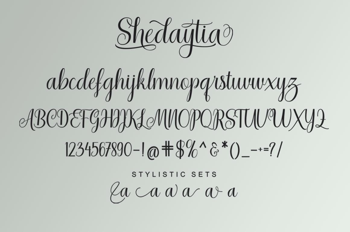 Shedaytia example image 8
