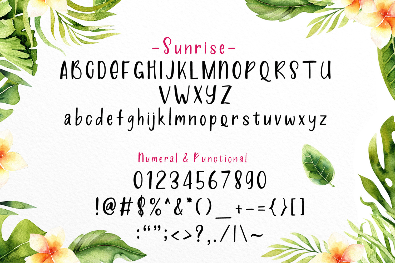 Paradiso - Fonts Duo example image 9