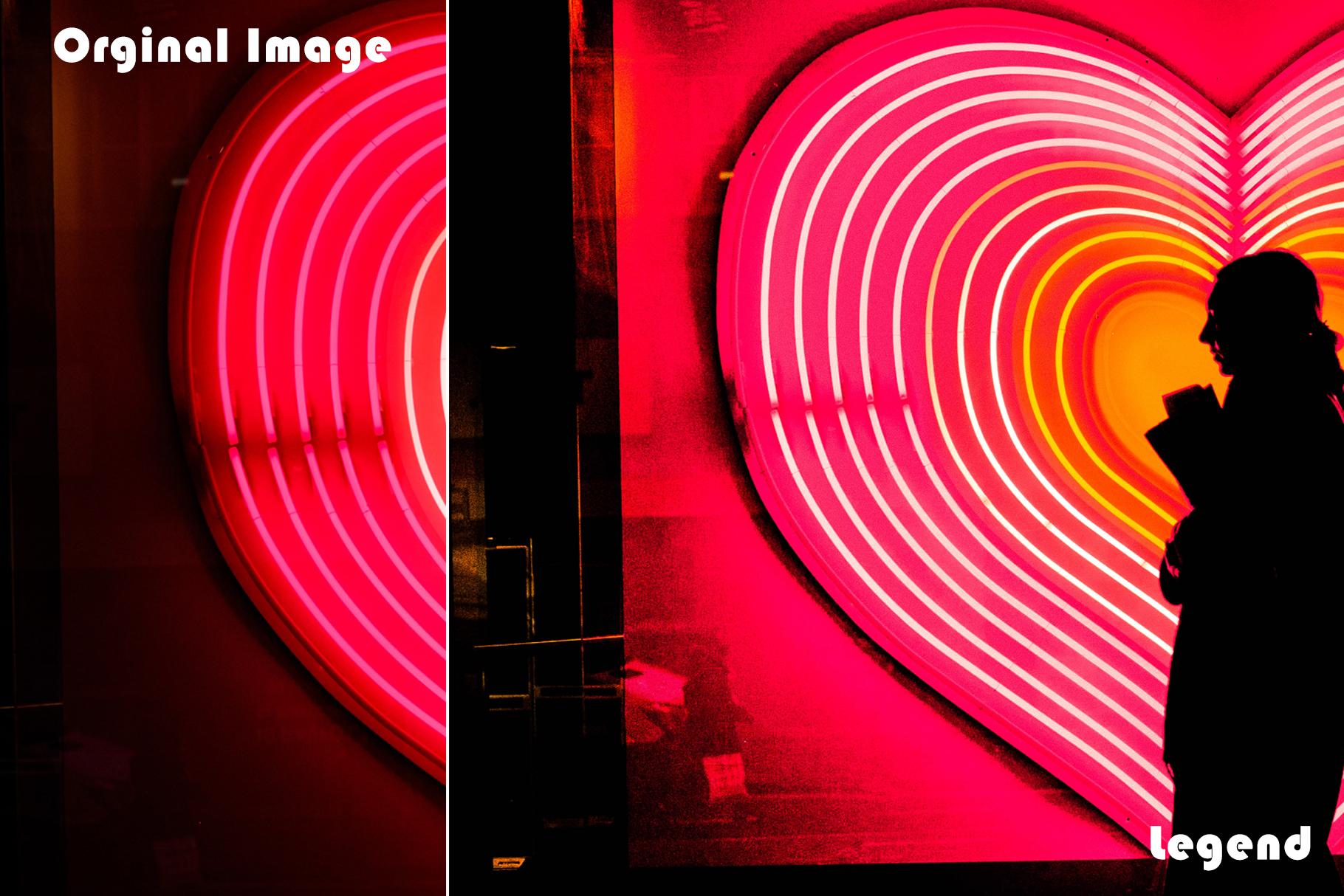 100 Legend Lightroom Presets example image 3