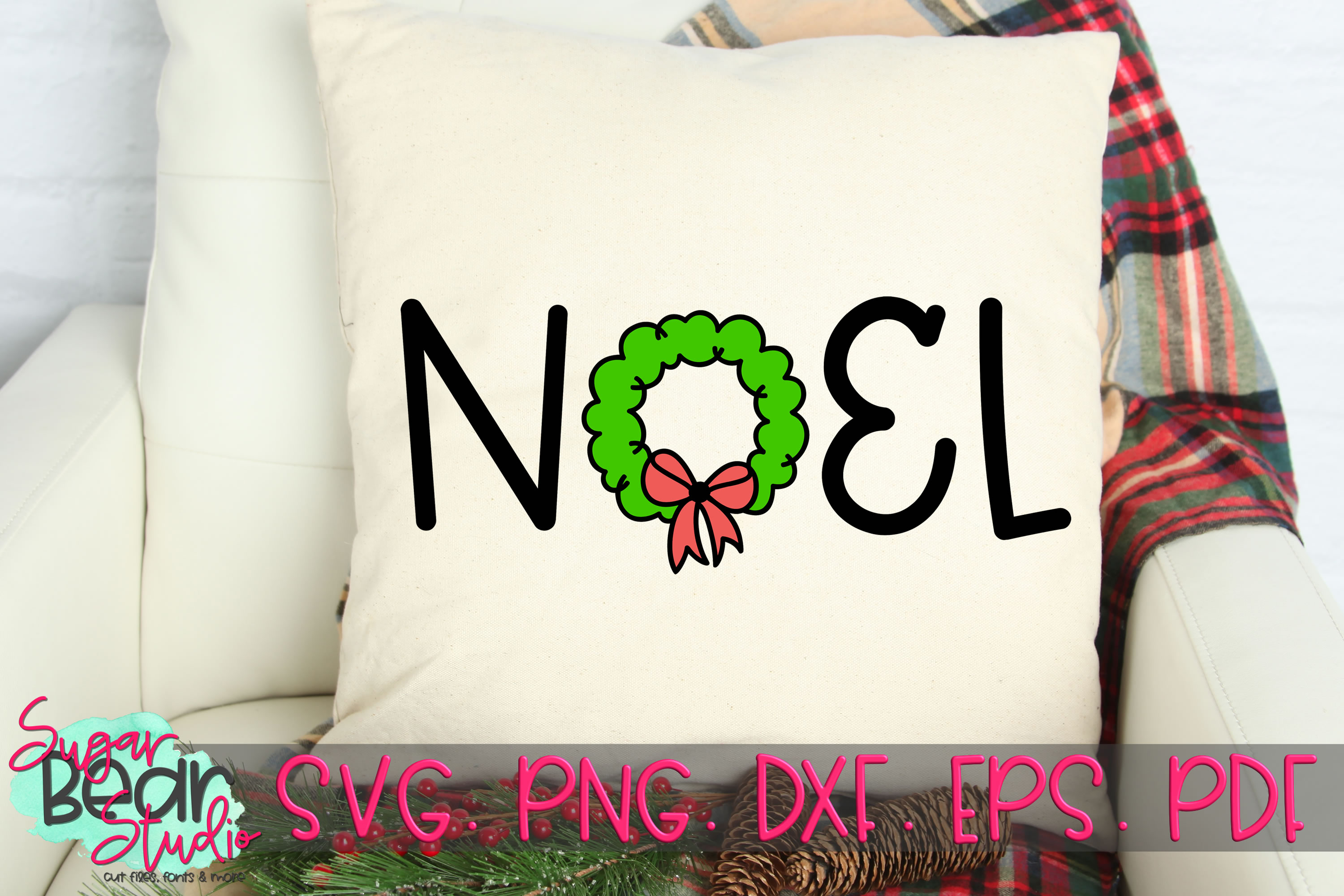 Noel - A Christmas SVG example image 1