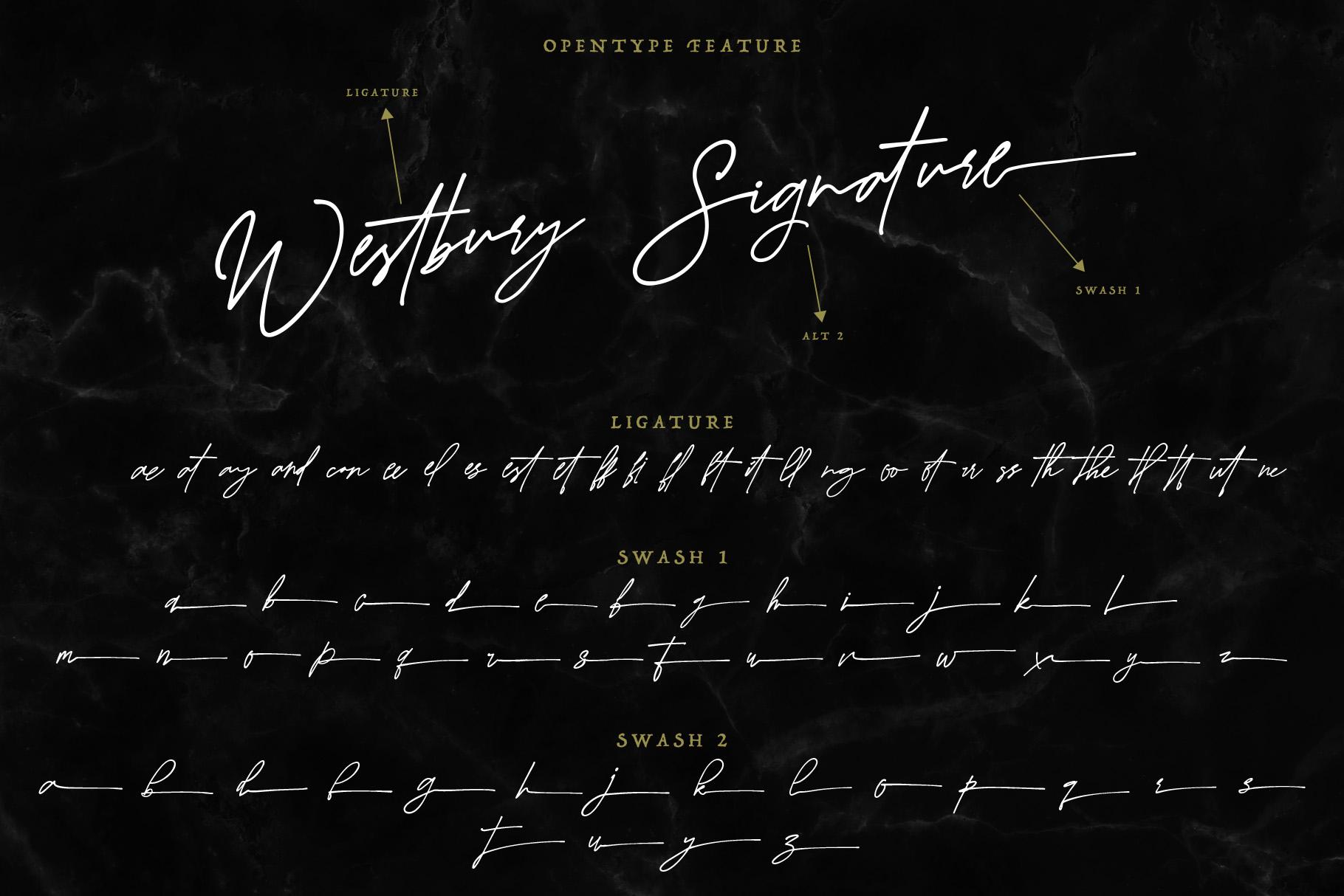 Westbury Signature example image 5
