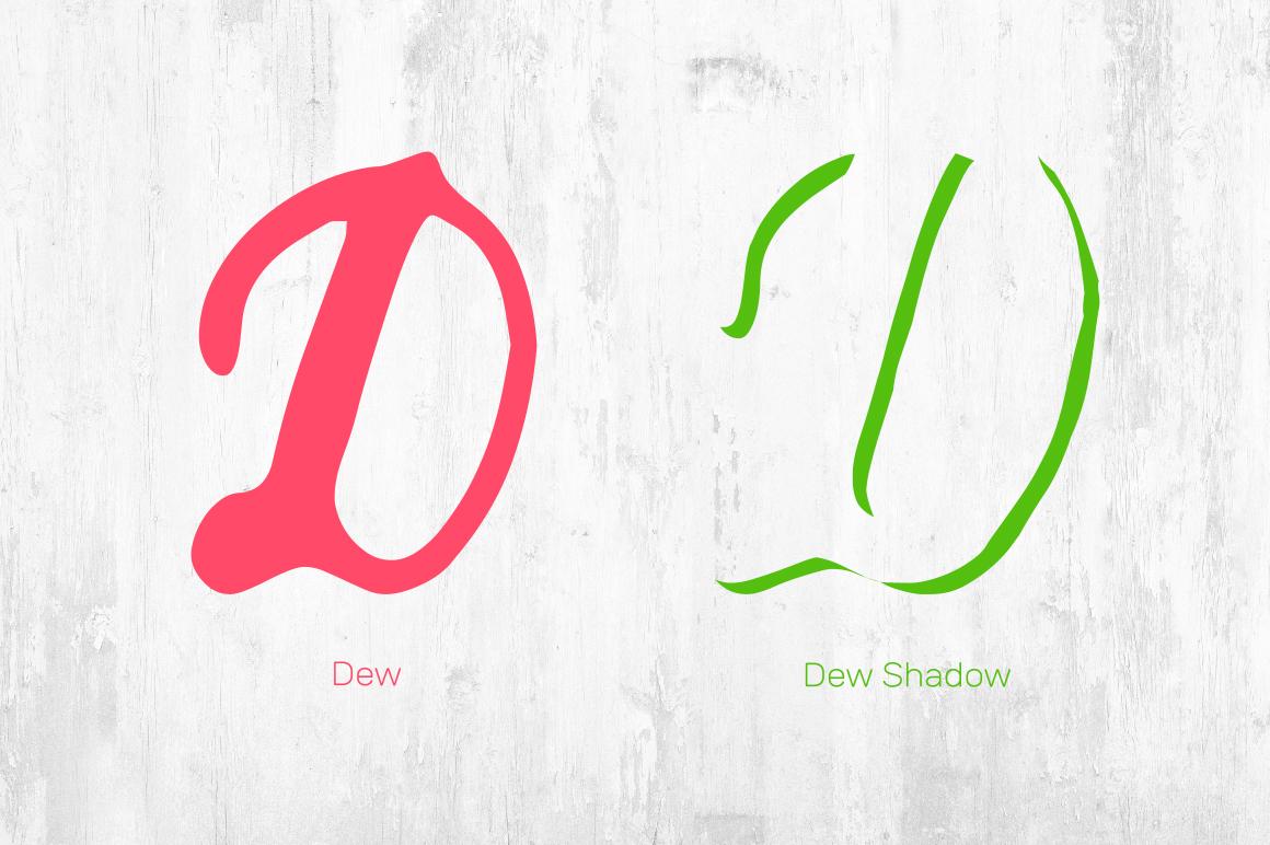 Dew & Dew Shadow example image 8