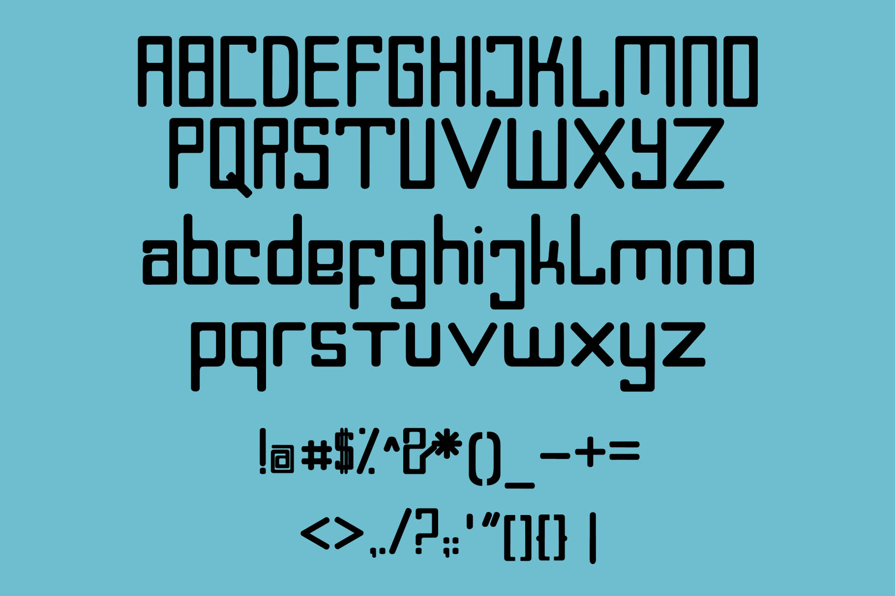 Smith Typeface example image 4