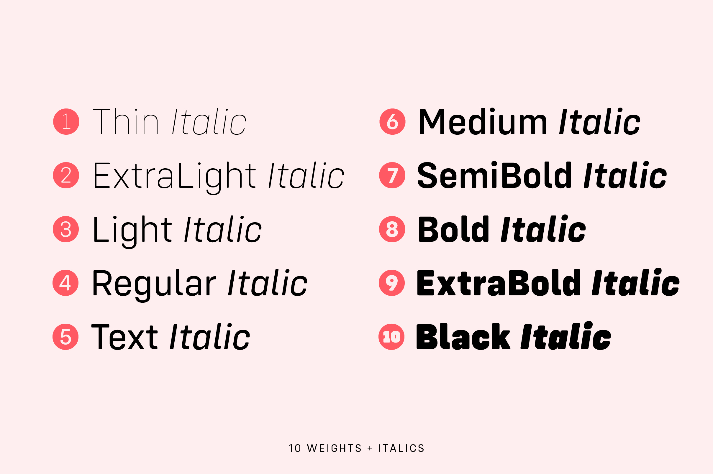 Config Rounded Font Family example image 6