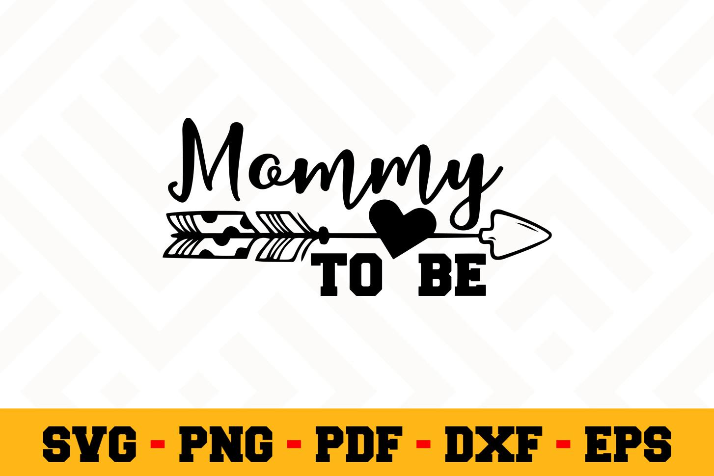 Pregnant SVG Design n534   Pregnant SVG Cut File example image 1