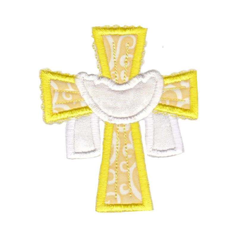 Easter Applique Too - 16 Machine Embroidery Designs example image 6