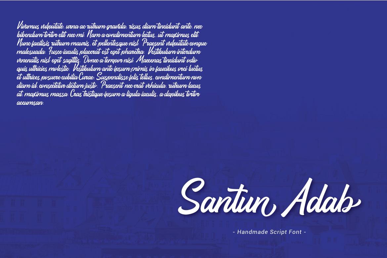 Santun Adab example image 4