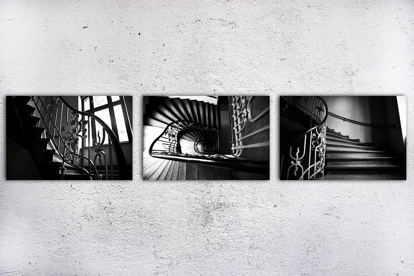 Stairs photo, architecture photo, photo set example image 5