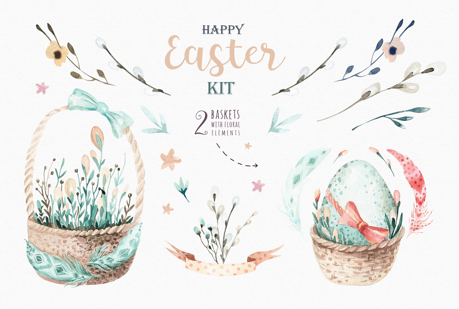 50% Spring &Easter collection example image 12