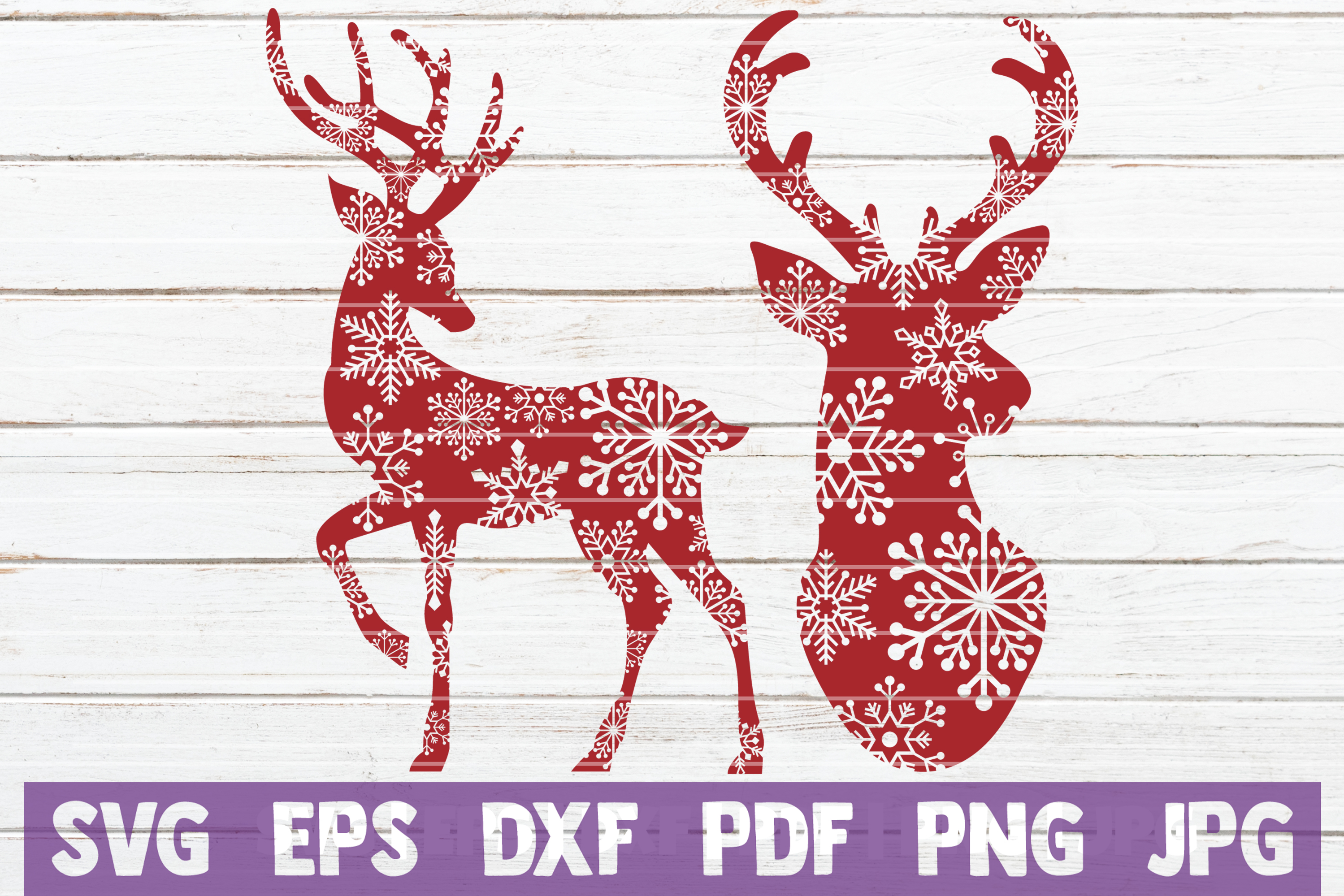 Christmas SVG Bundle | SVG Cut Files example image 14