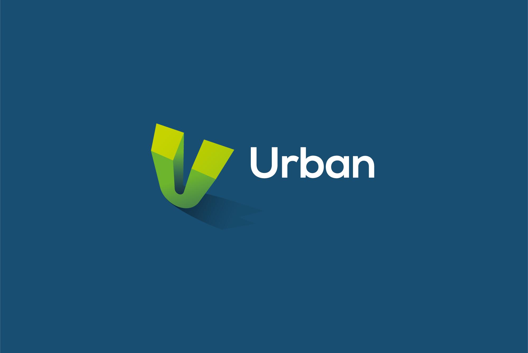 Urban logo example image 2