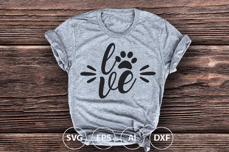Love Dog example image 2