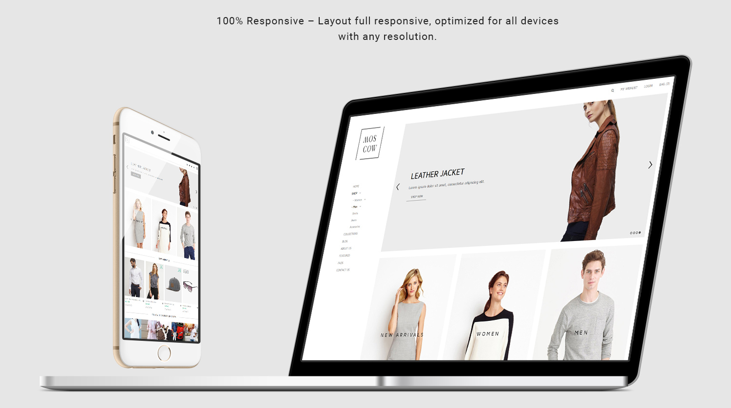 Moscow Shopify Theme example image 2