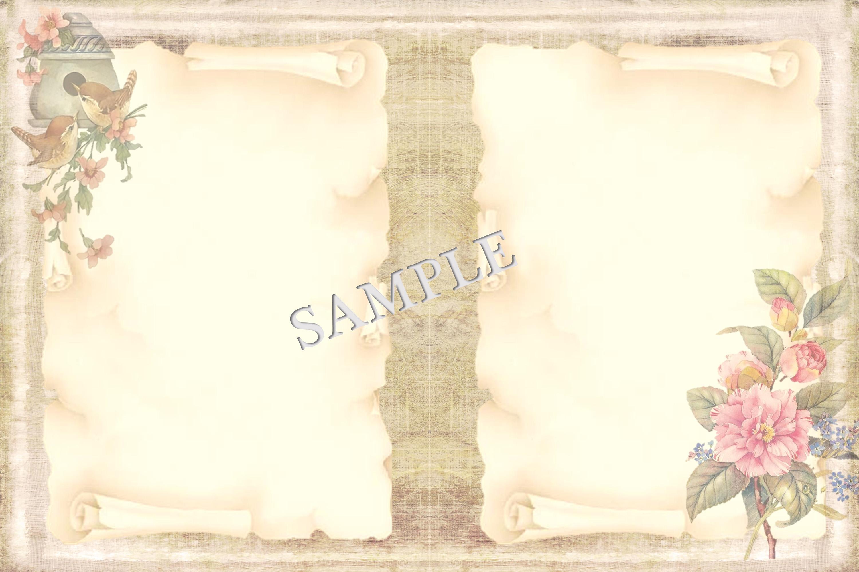 Journaling Kit with free ephemera & Clipart JPEG, PNG & PDF example image 7