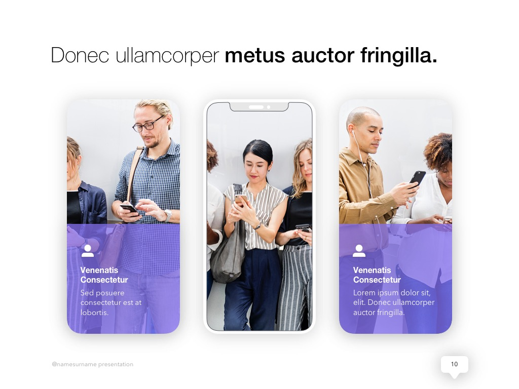 Influencer Marketing PowerPoint Template example image 11