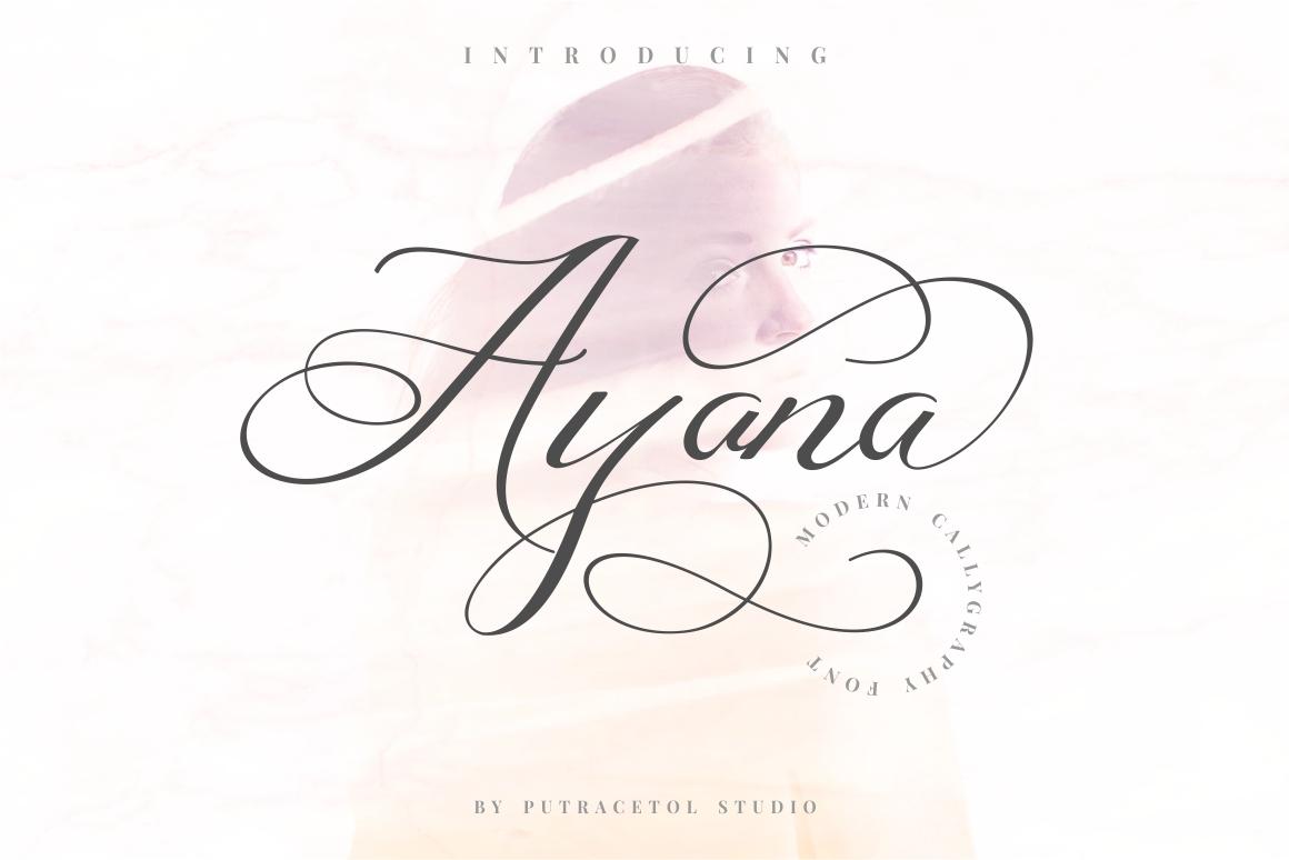 Ayana example image 1
