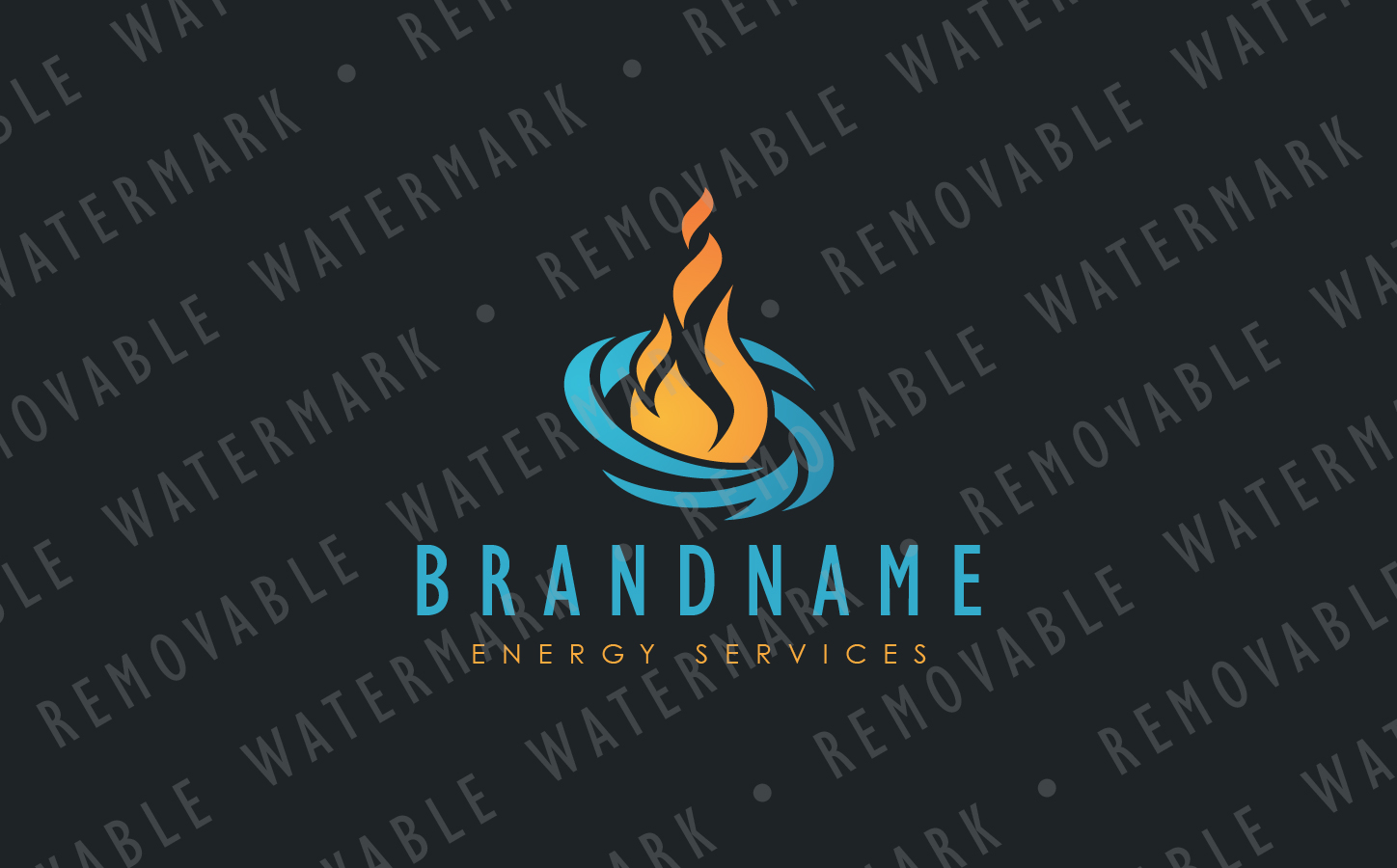 Fire Transformation Logo example image 3