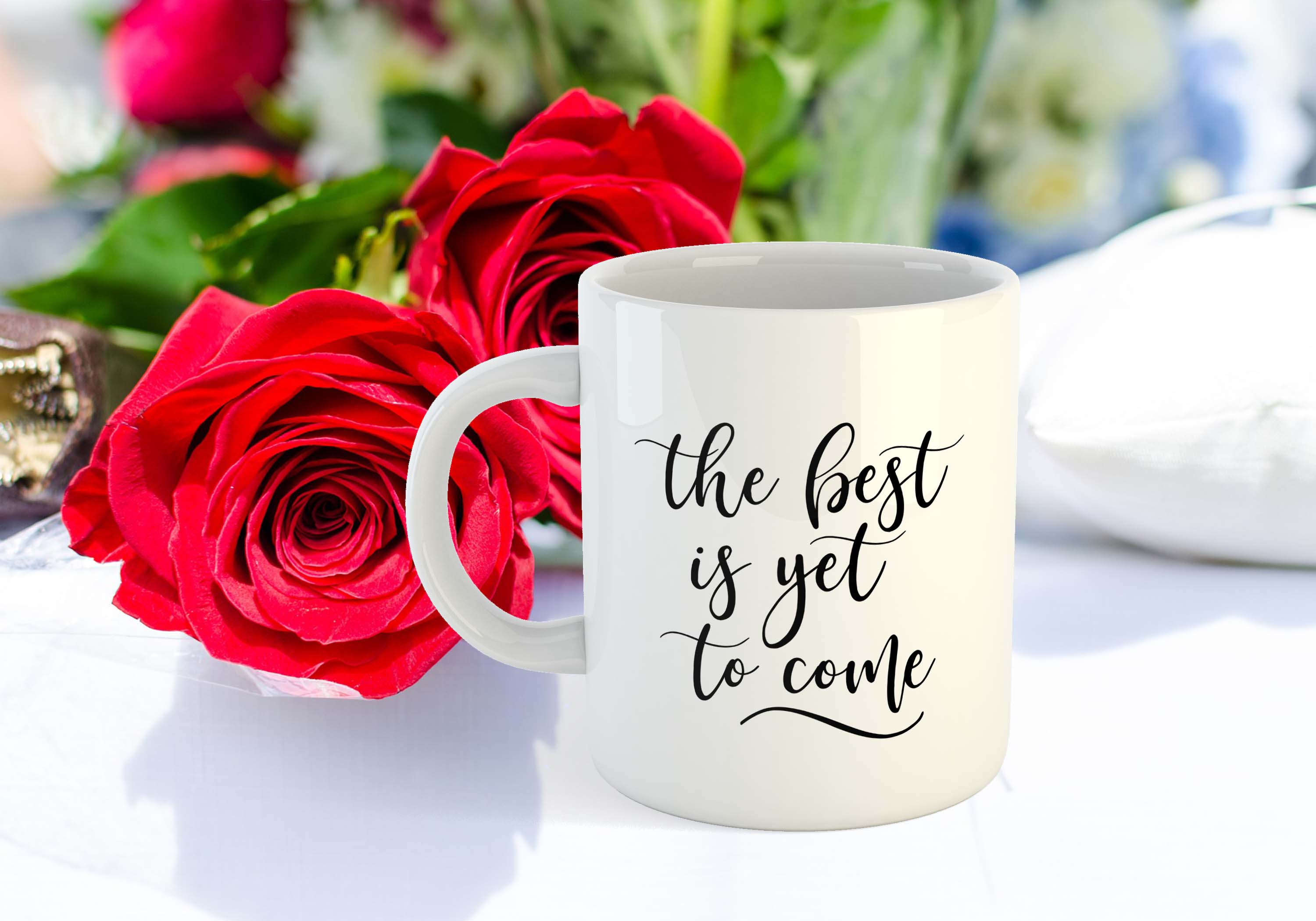 The best is yet to come SVG PNG EPS DXF Inspirational quote SVG Motivational sayings example image 2
