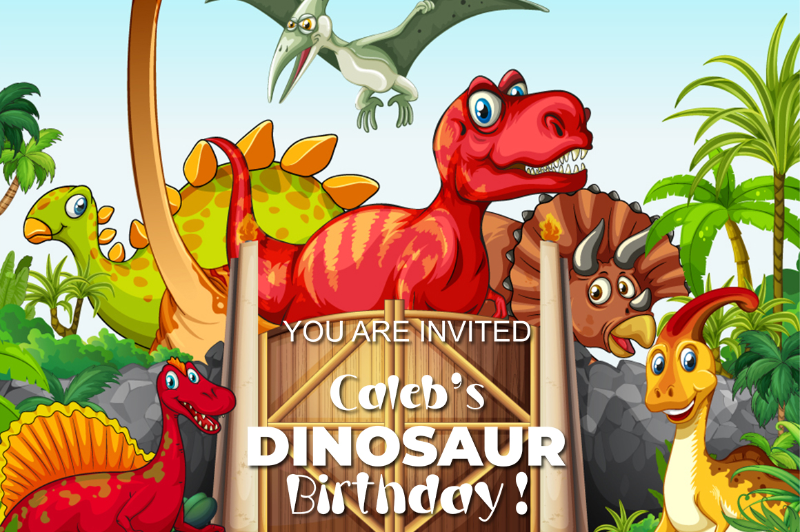 Dino Party example image 2