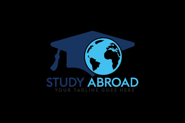 Study Abroad Logo Design. example image 2
