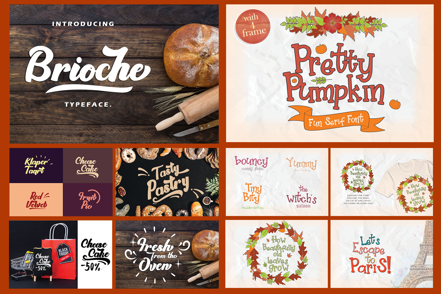 Best SELLER - Halloween Crafting Font BUNDLE example image 5
