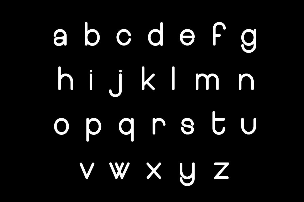 Papua Font example image 3