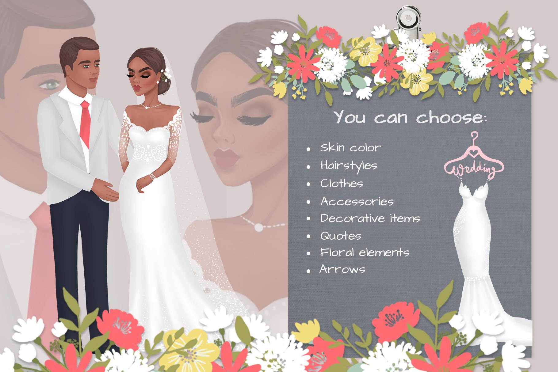 Wedding personalized creator example image 2