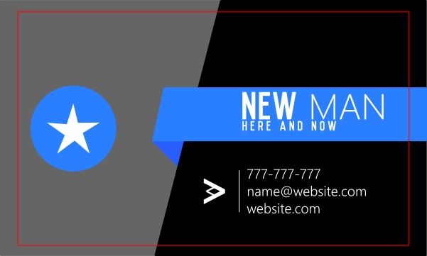 banner, logo and business card bundle example image 3