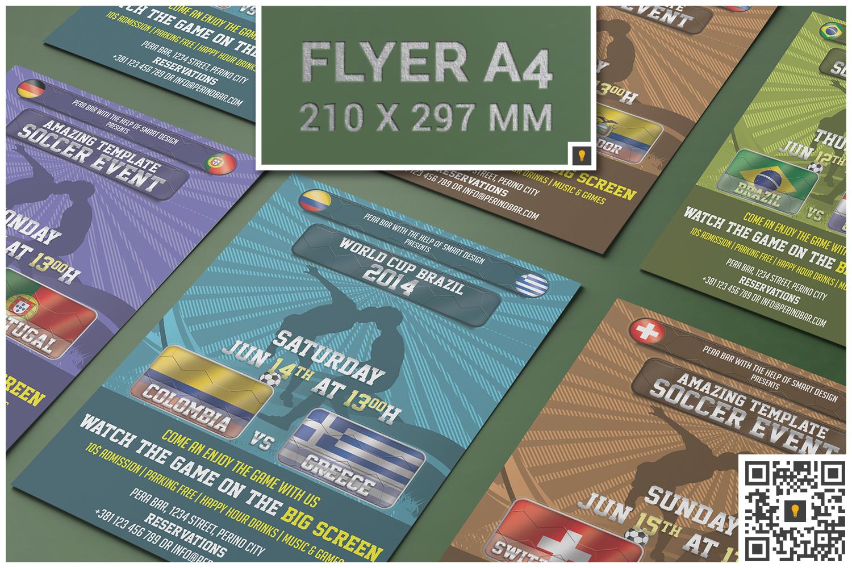 Flyer Bundle 50% SAVINGS example image 13