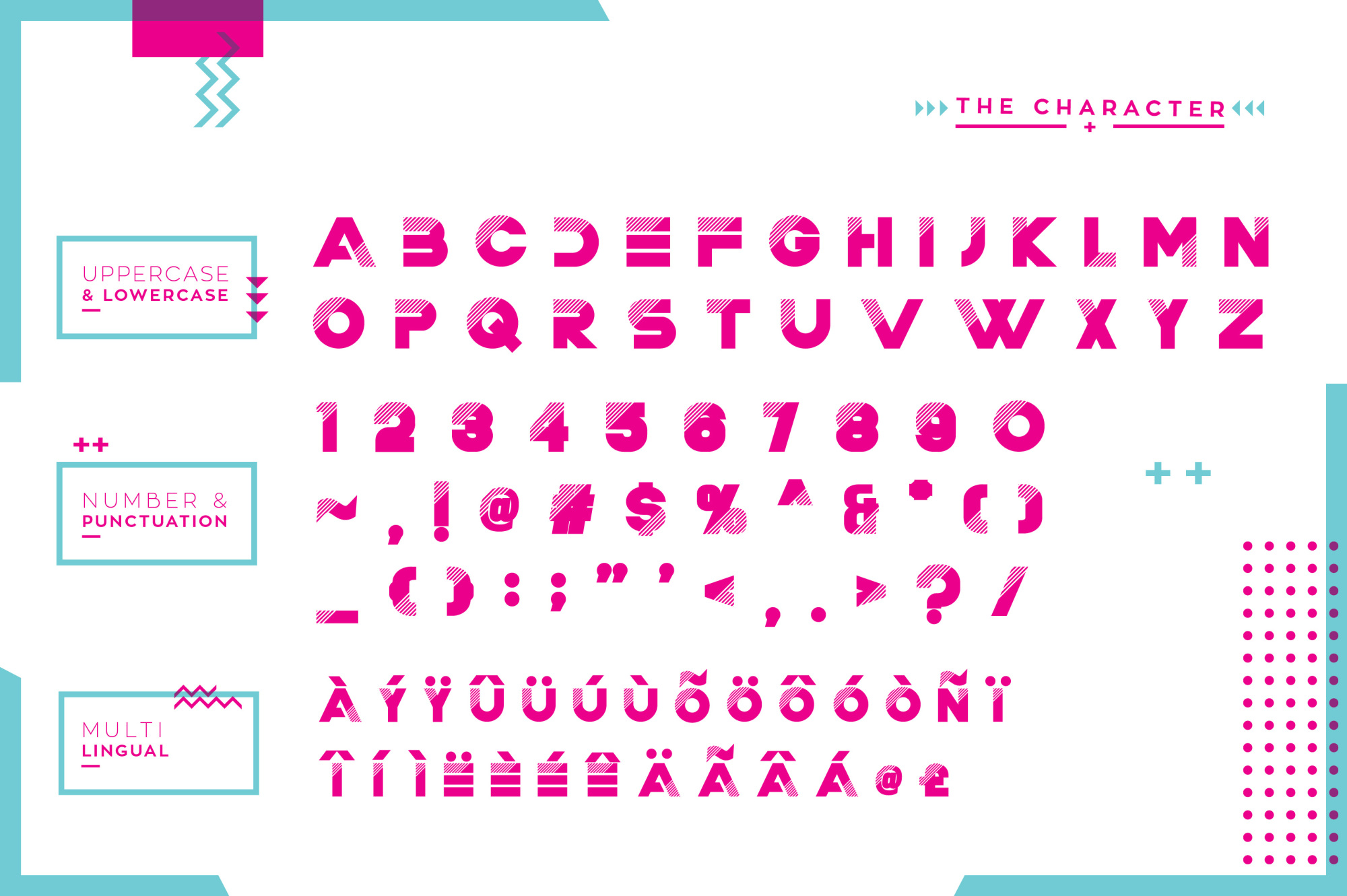 Trixie Layered Multiply Typeface example image 2