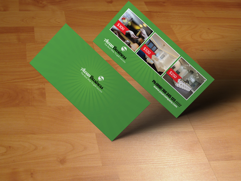 Real Estate Gift Vouchers example image 1