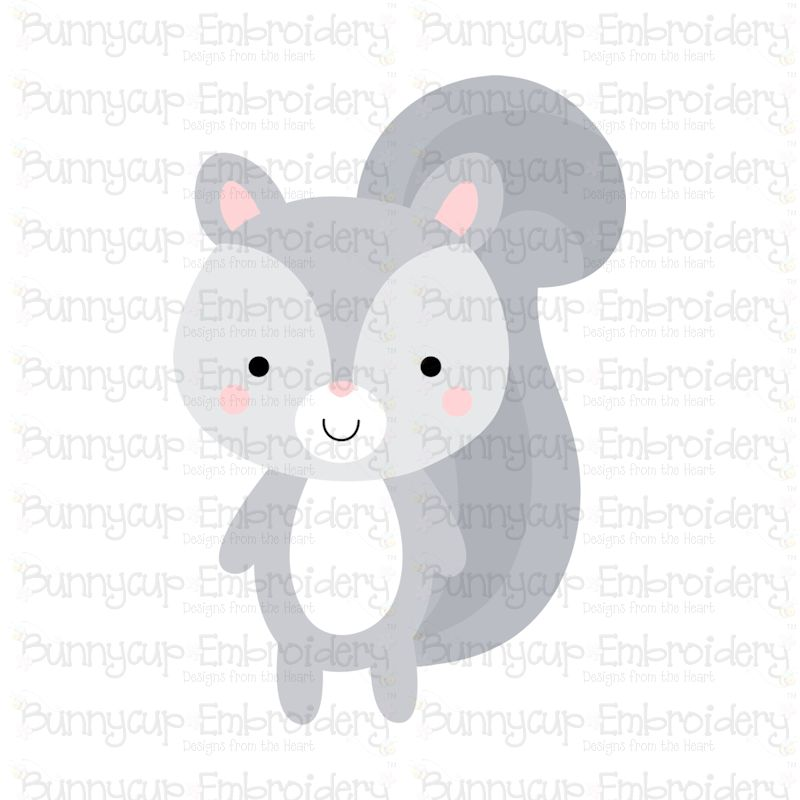 Boxy Forest Animals - SVG, Cut Files, Clipart, Printables example image 5
