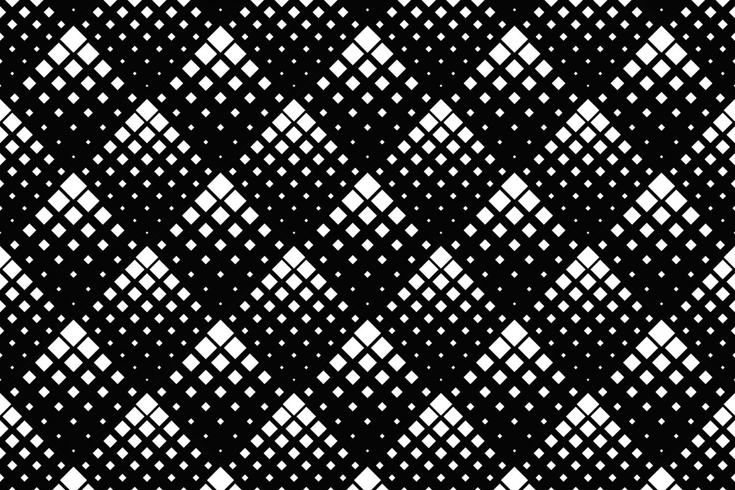 24 Seamless Square Patterns example image 13