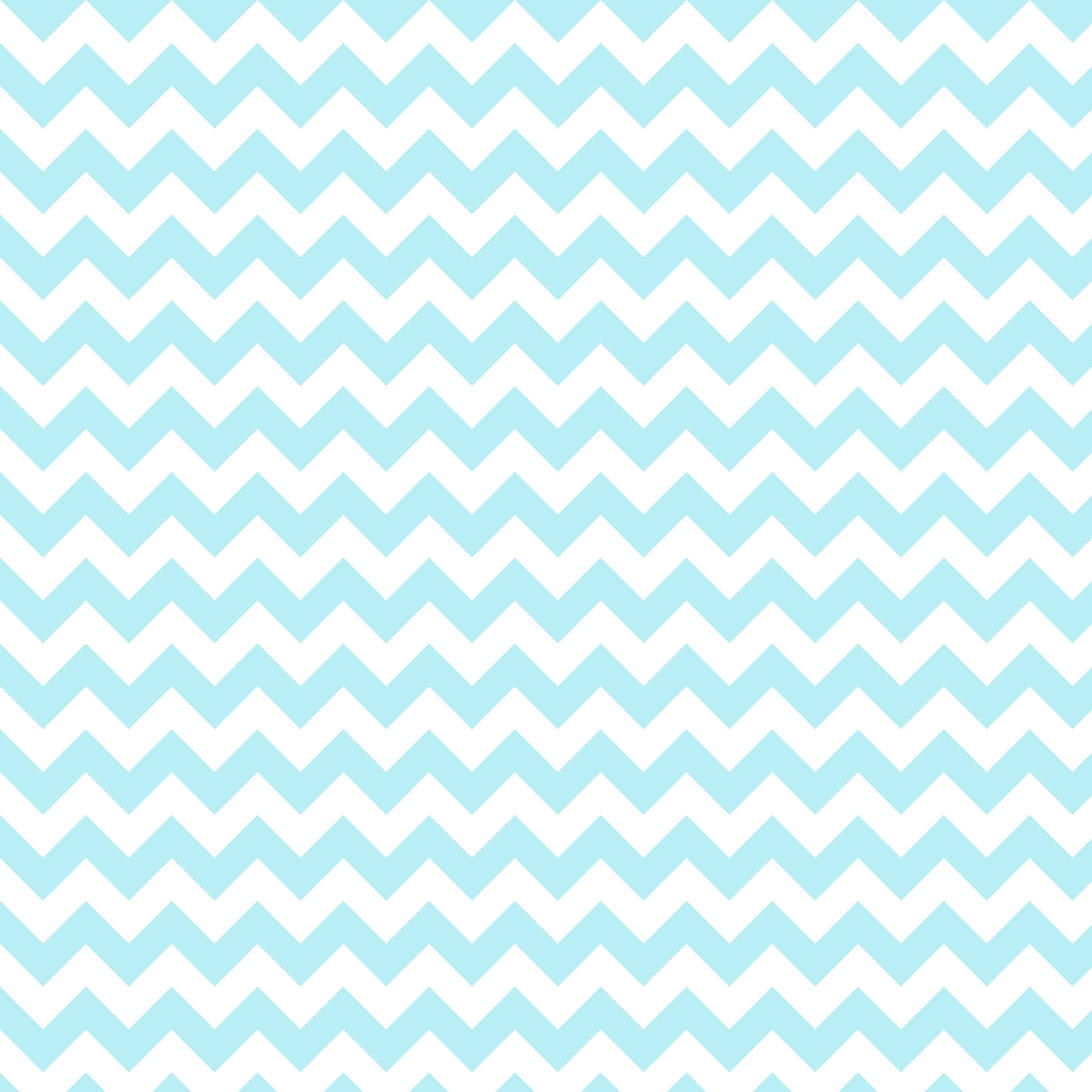 Pastel Chevron Digital Paper-Seamless example image 4