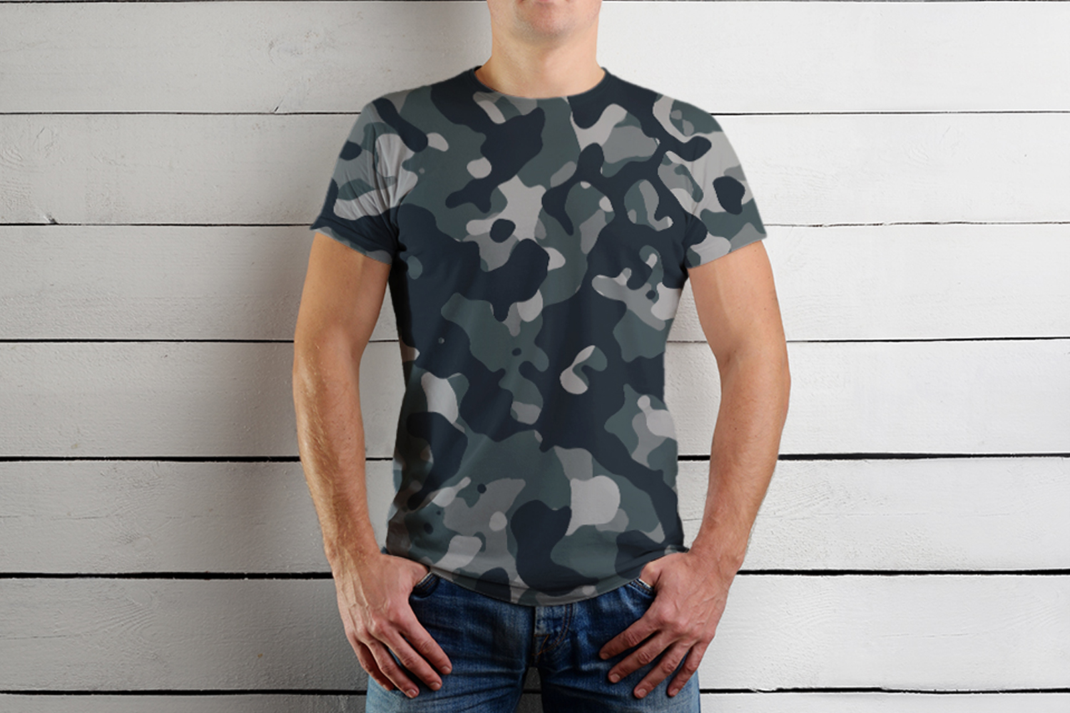 40 Alternative Camouflage Paper Designs example image 24