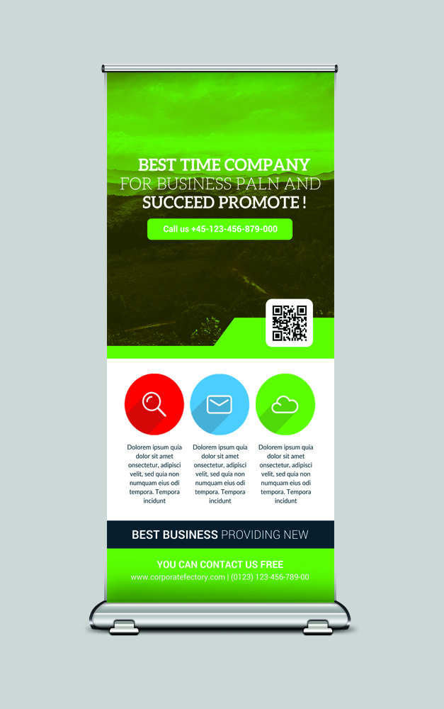 Business Rollup Banner  example image 3