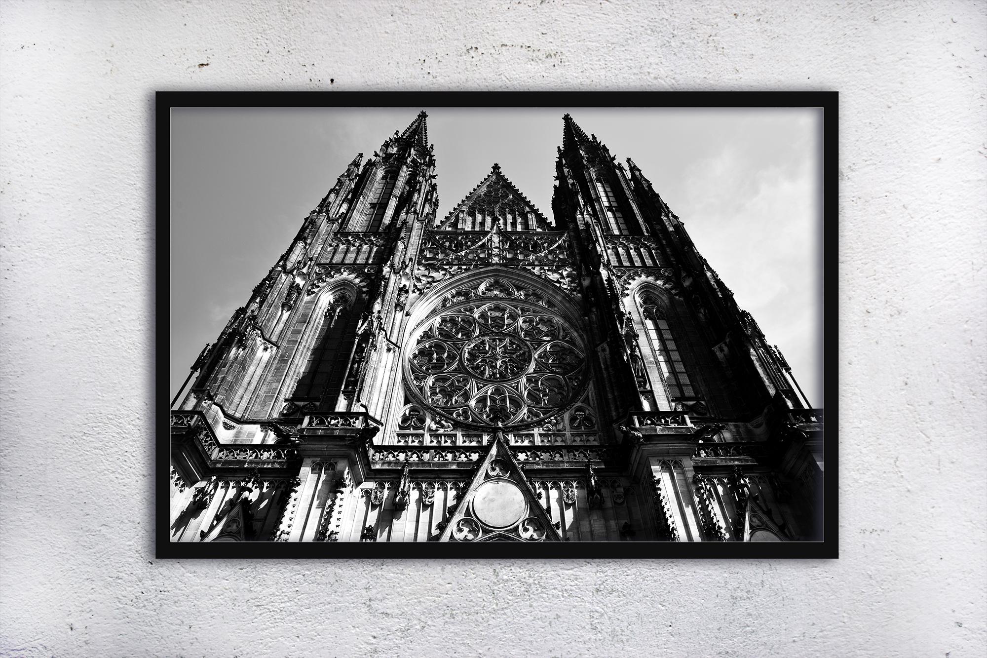 Architecture photo gothic cathedral blackandwhite gothic example image 2
