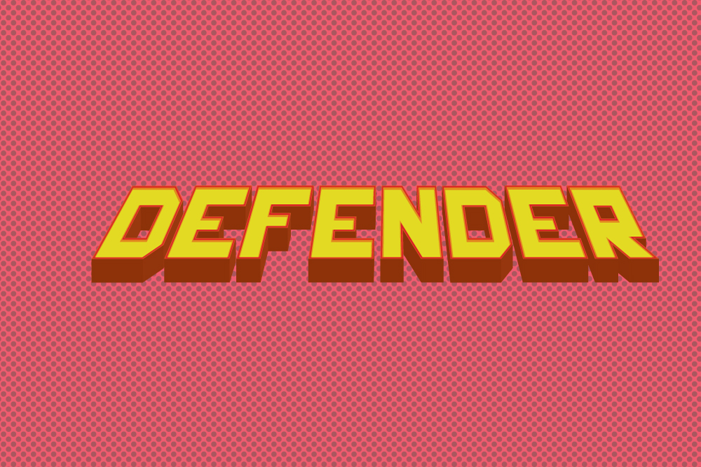 10 Game Title Graphic Style for Adobe Illustrator example image 5