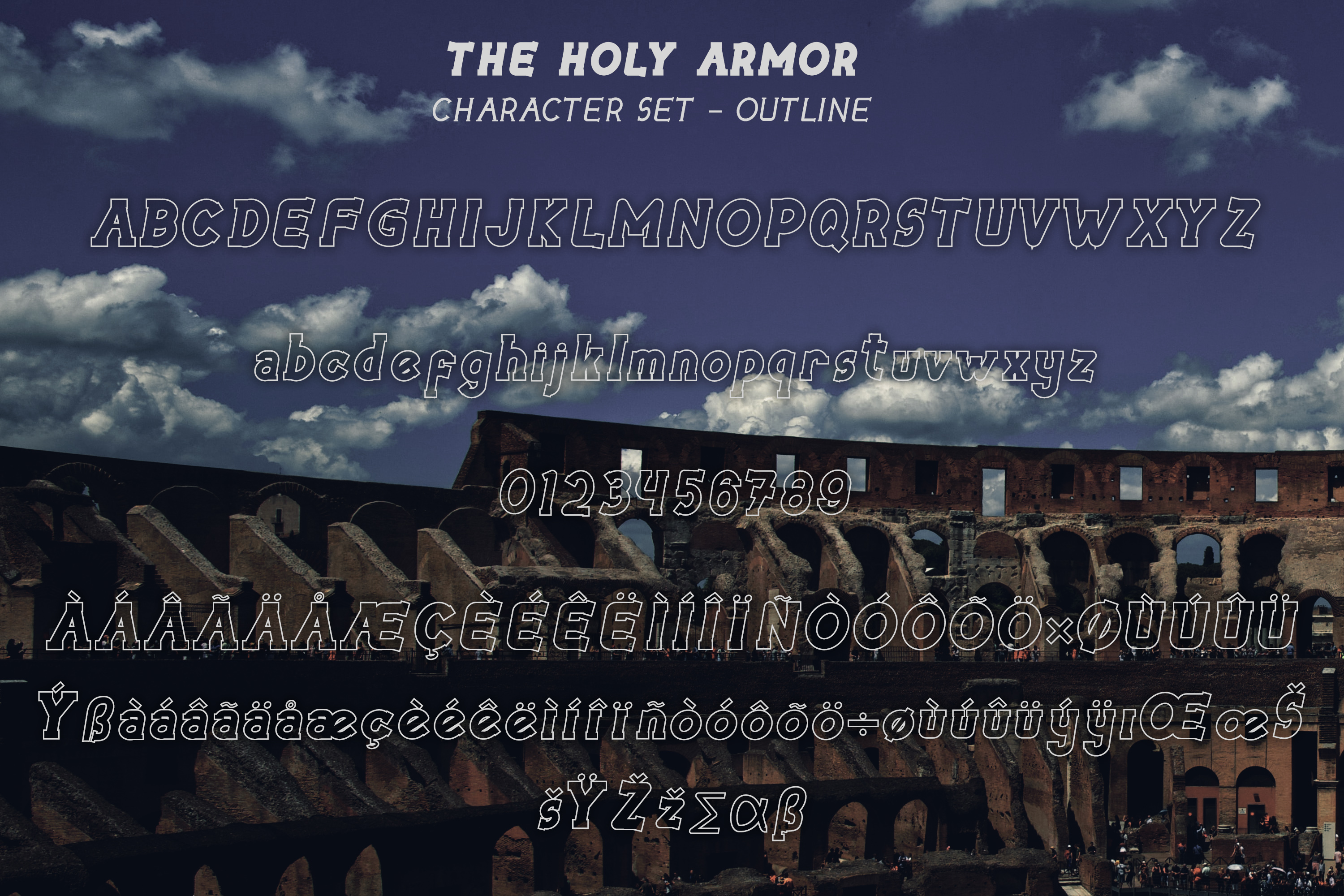 The Holy Armor example image 6