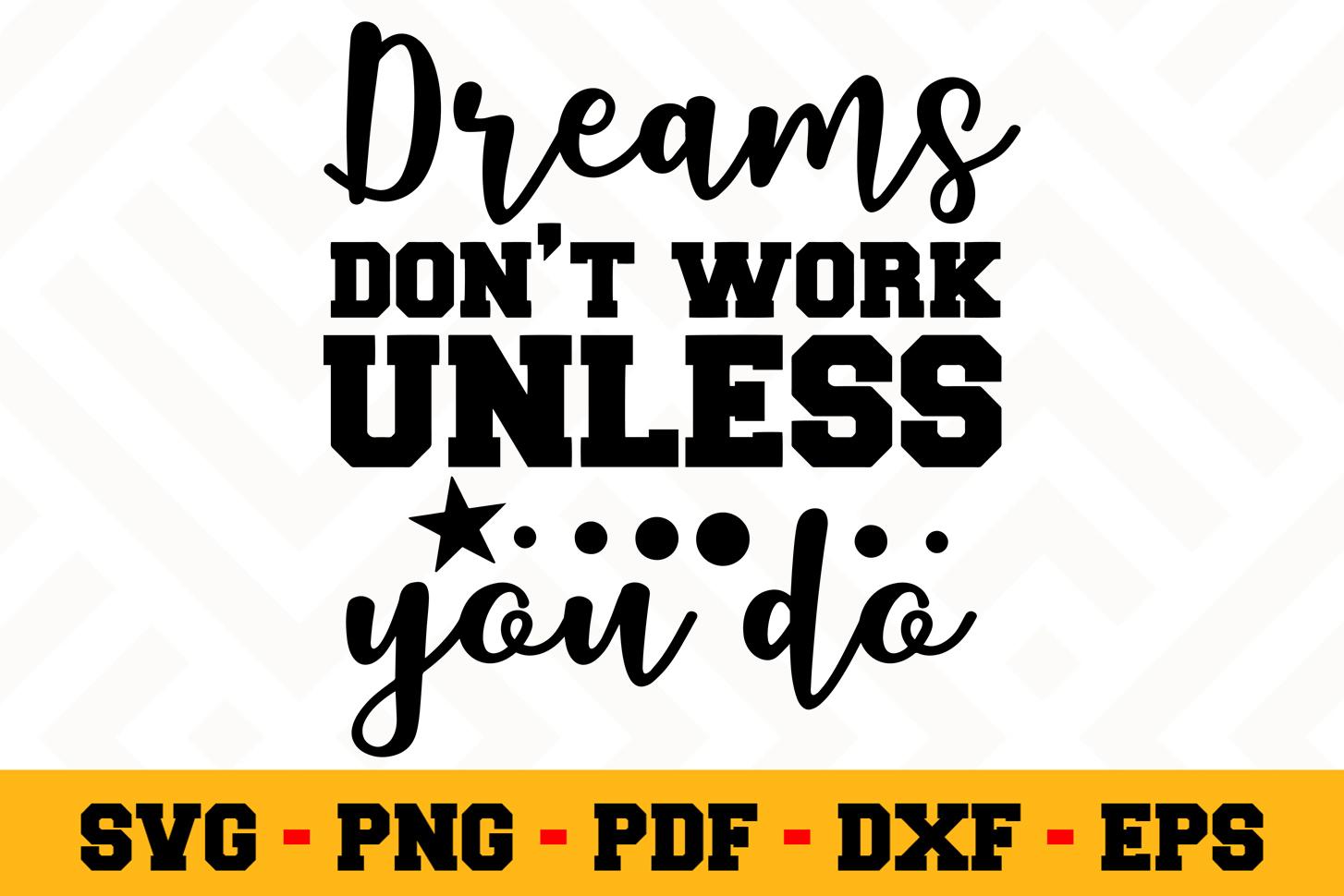 Motivation SVG Design n502   Motivational Quote SVG File example image 1