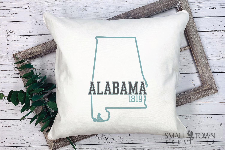 Alabama, Bundle, Heart of Dixie, Logo, PRINT, CUT & DESIGN example image 9