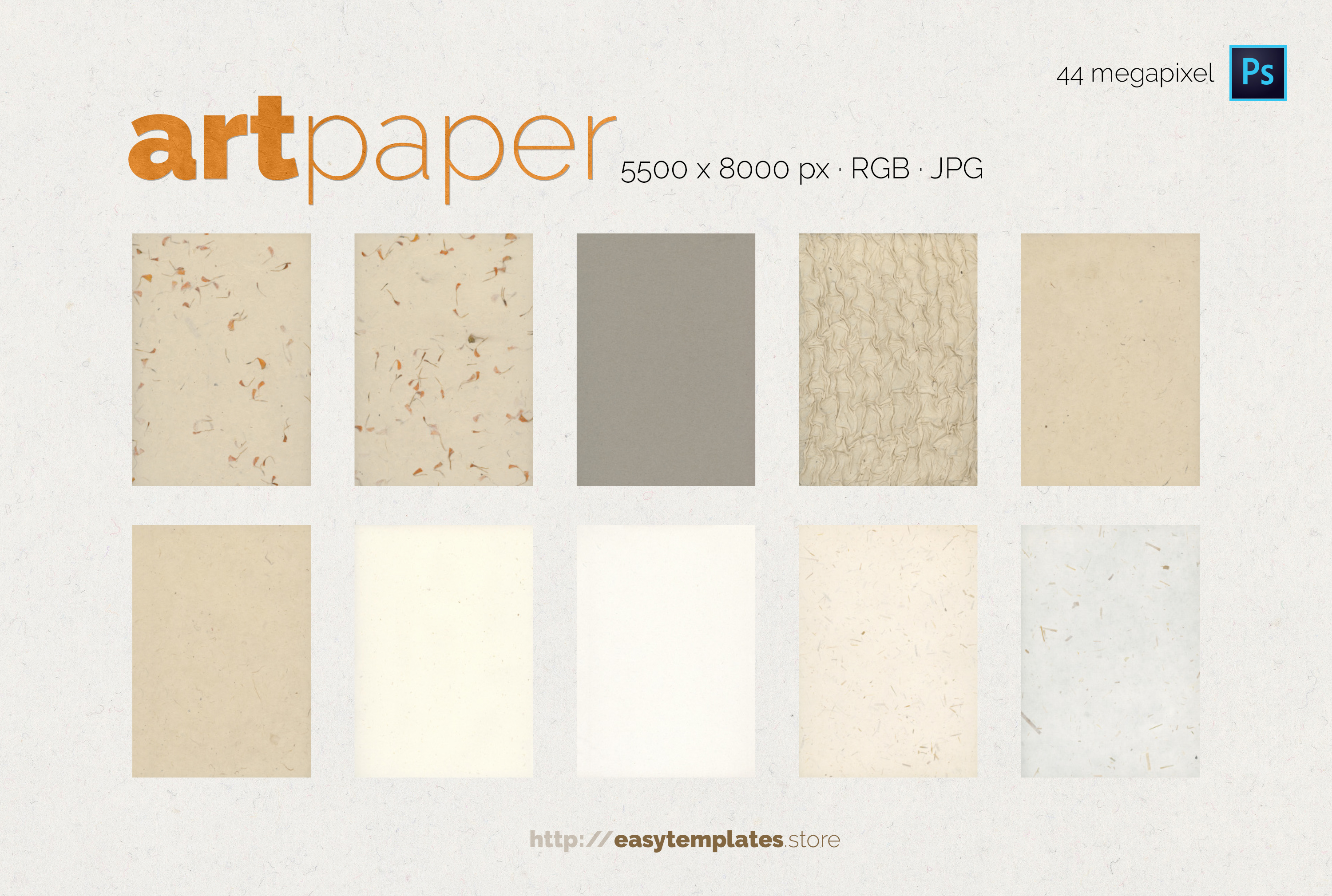 art paper - 20 paper textures example image 2