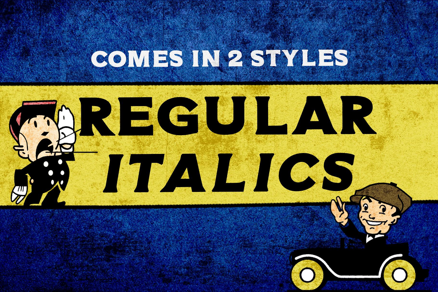 Atomic Typeface example image 3