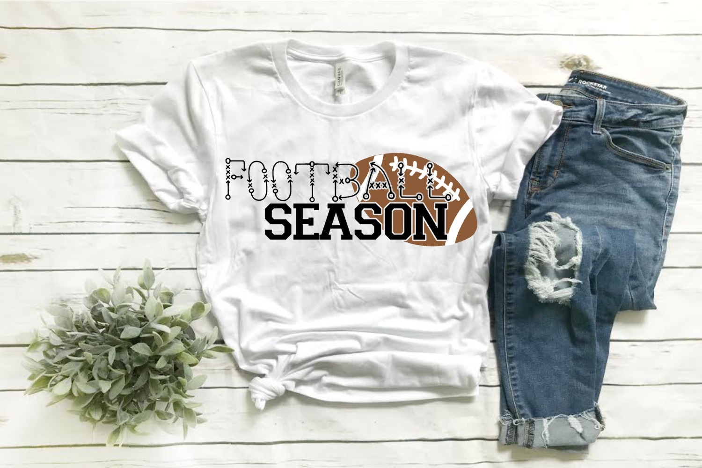 Football Season SVG example image 2
