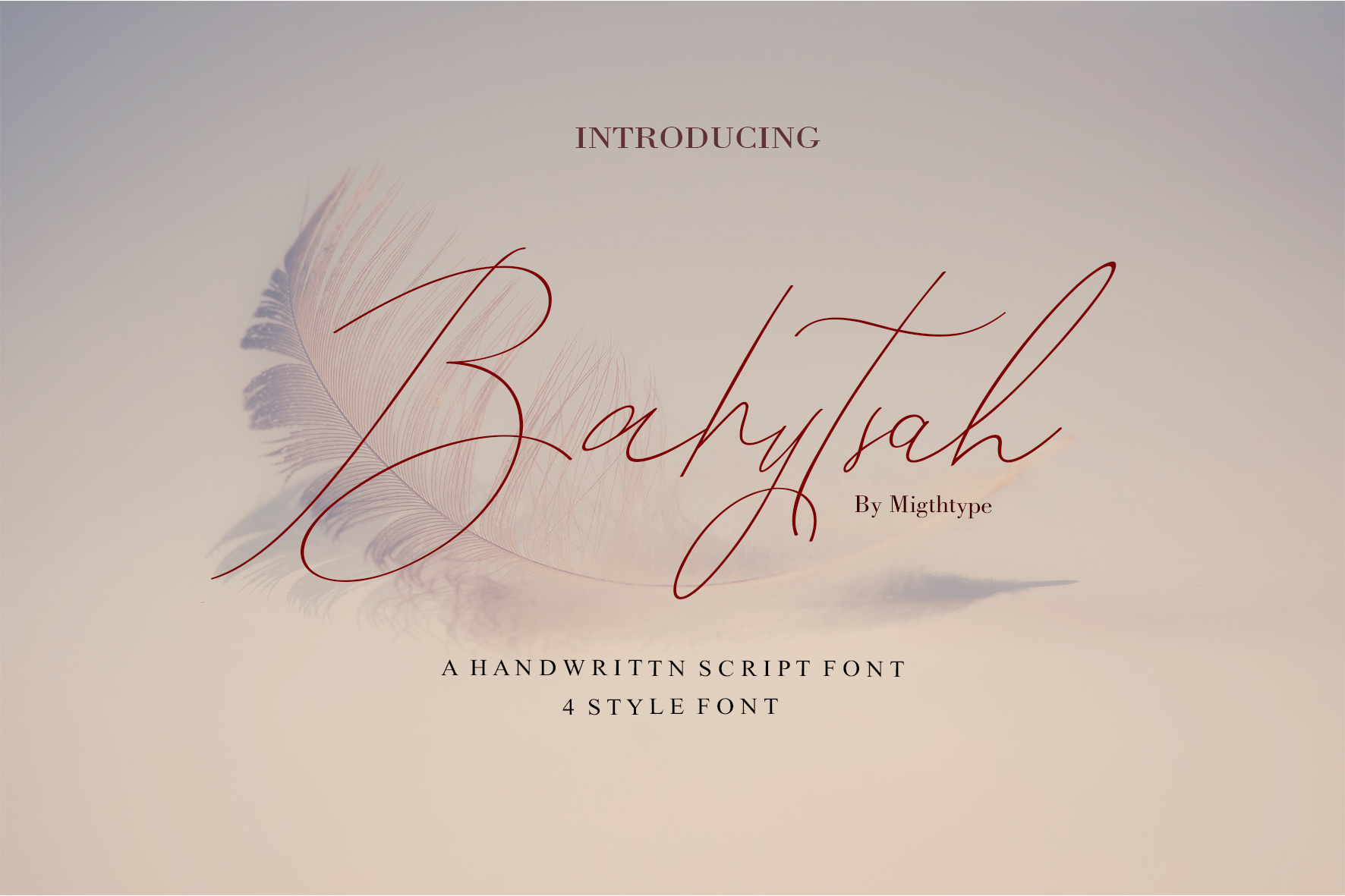 A NEW Bahytsah example image 1