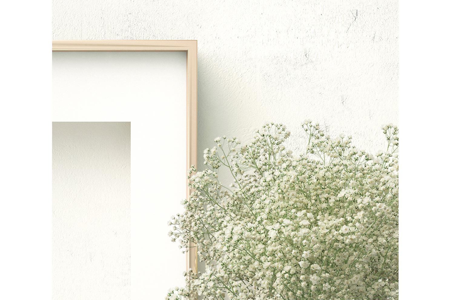 Styled Stock Photography, Frame Mockup,  example image 2
