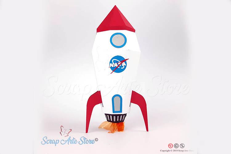 Rocket box example image 1