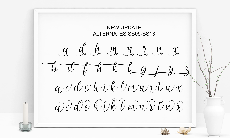 Afrile script example image 3