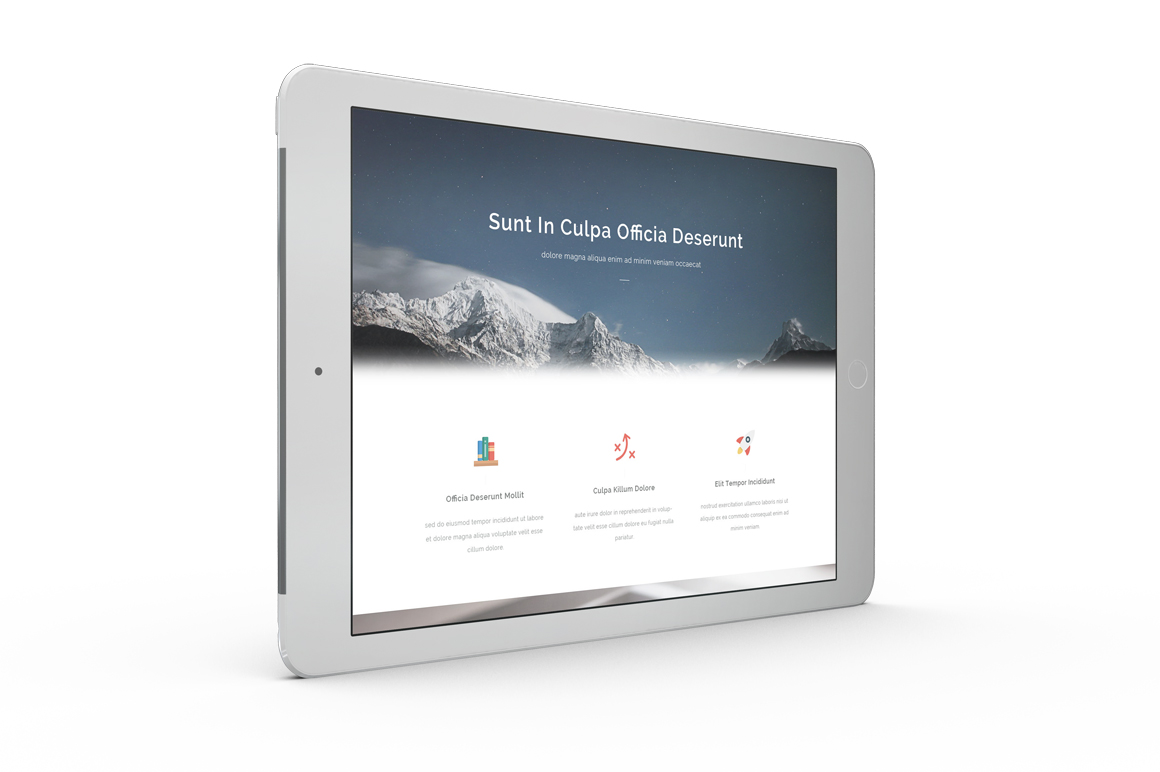 Tablet Mockup example image 12