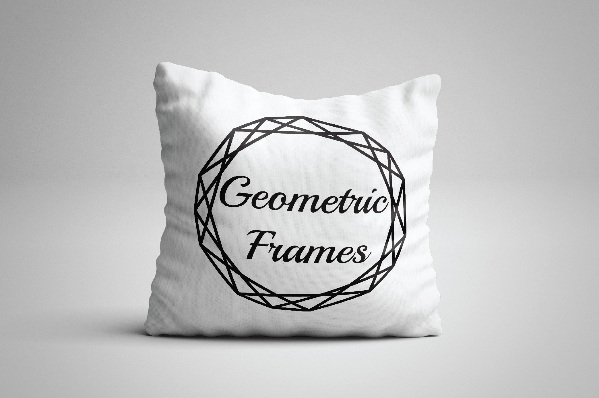 15 Geometric Frames example image 7